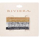 Riviera Leopard Print Bobbies