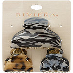 Riviera Mixed Size Animal Claws