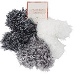 Riviera Large Two-Tone Fluffies