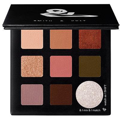 SOMBRA SHIFT Matte & Metallic Eyeshadow Palette