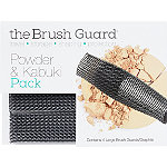 The Brush Guard Online Only Powder & Kabuki Pack