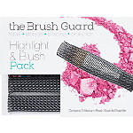 The Brush Guard Online Only Highlight & Blush Pack