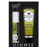 Dionis Crisp Pear Goat Milk Hand Cream & Lip Balm Gift Set