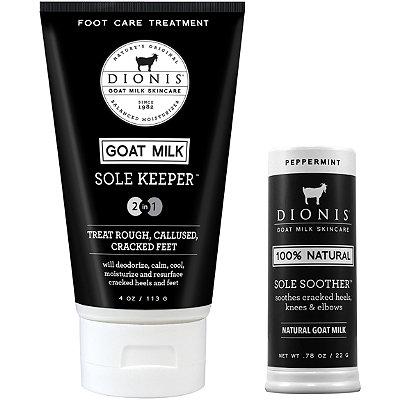 Goat Milk Footcare Treatment Gift Set