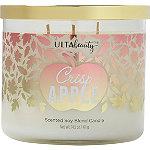 ULTA Crisp Apple Scented Soy Blend Candle
