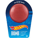 da Bomb Hot Wheels Red Bath Bomb