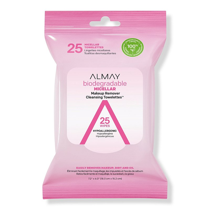 Almay Biodegradable Micellar Makeup