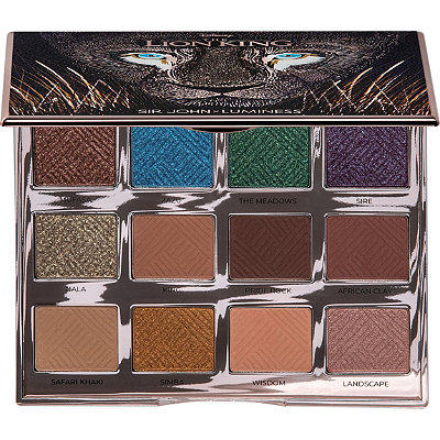 Sir John x Disney The Lion King Can't Wait To Be Queen Eyeshadow Palette