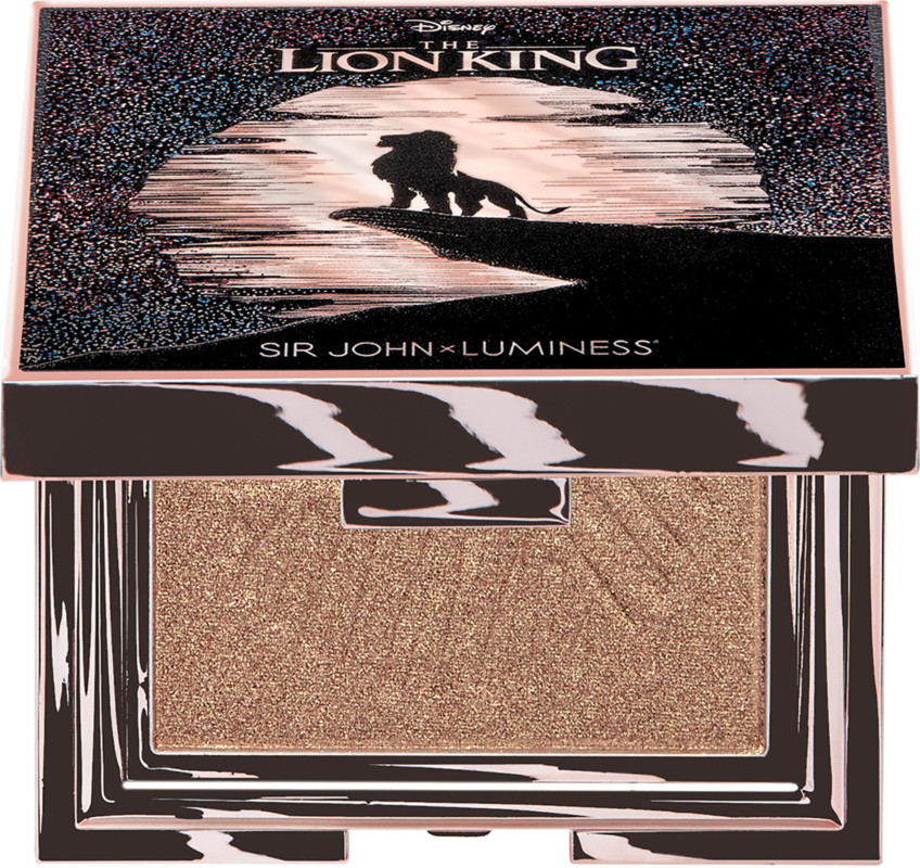 Online Only Disney The Lion King Highlighter Palette by Luminess Cosmetics