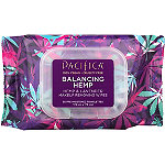Pacifica Balancing Hemp Makeup Removing Wipes