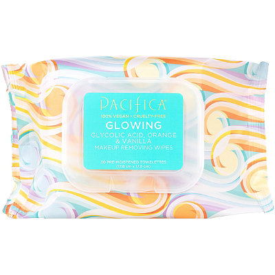Glowing Makeup Removing Wipes