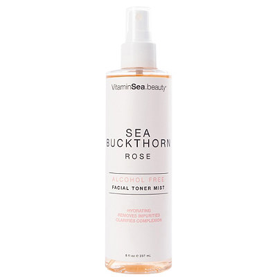 Sea Buckthorn Rose Alcohol Free Facial Toner Mist