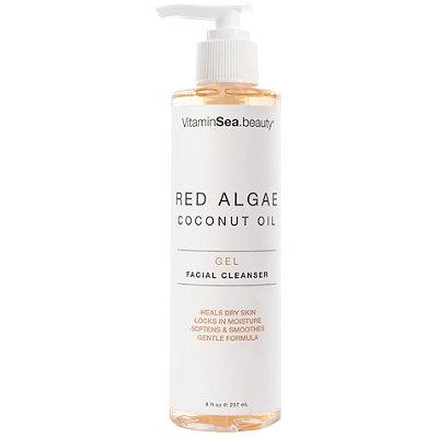 Red Algae Coconut Oil Gel Facial Cleanser