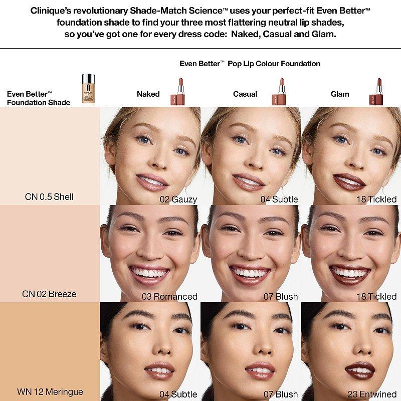 Clinique Even Better Pop Lip Colour