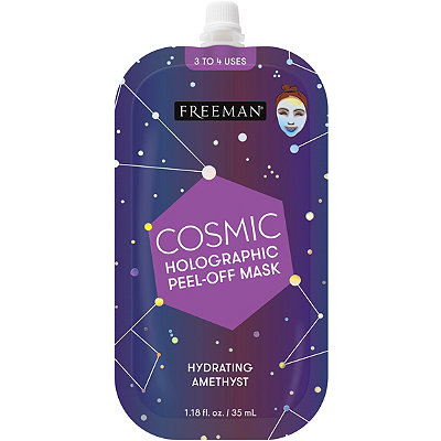 Hydrating Amethyst Cosmic Holographic Peel-Off Mask