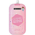 Feeling Beautiful Luminizing Rose Quartz Cosmic Holographic Peel-Off Mask