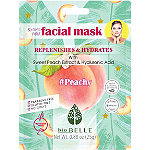 Biobelle Online Only #Peachy Facial Mask