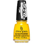 China Glaze Sesame Street You Do Hue Nail Lacquer With Hardeners