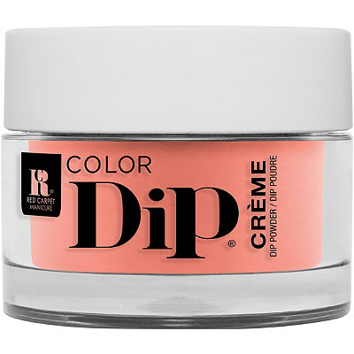 Color Dip Coral Nail Powder