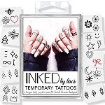 Inked by Dani Temporary Tattoos Finger Tats Pack