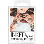 Inked by Dani Temporary Tattoos Henna Inspired Pack