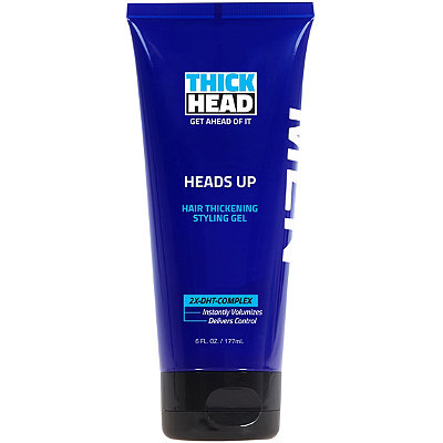 Heads Up Thickening Styling Gel