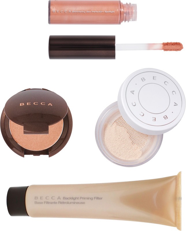 Beauty Break! Free Becca 4 Pc Gift With Any $50 Online Purchase by Becca
