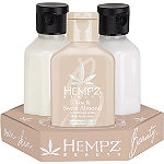 Hempz Natural Beauty Trio