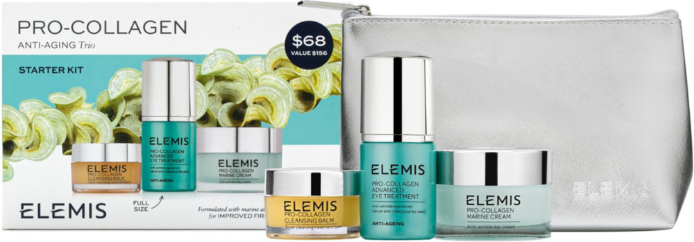 Elemis Pro Collagen Anti Aging Trio Ulta Beauty