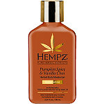 Hempz Travel Size Pumpkin Spice & Vanilla Chai Herbal Body Moisturizer