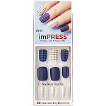 Kiss Who Dat imPress Press-On Manicure