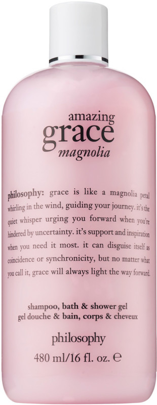 Amazing Grace Magnolia Shampoo, Bath & Shower Gel by Philosophy