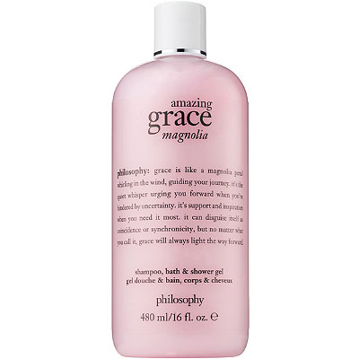 Amazing Grace Magnolia Shampoo, Bath & Shower Gel