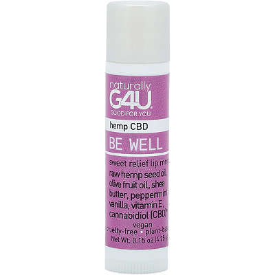 Be Well CBD Sweet Relief Lip Mend