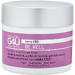 Naturally G4U Be Well CBD Hydrating Facial Mousse Mask