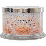 HomeWorx Spun Vanilla Sugar 4 Wick Candle