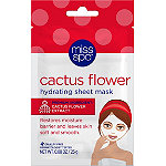 Miss Spa Cactus Flower Hydrating Facial Sheet Mask