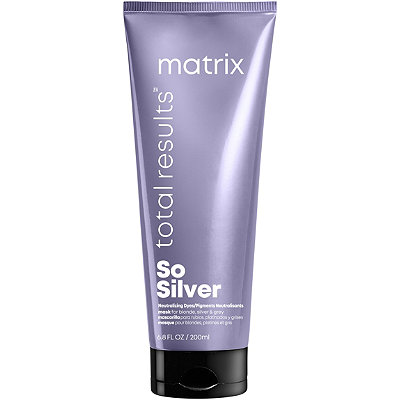 Total Results So Silver Triple Power Hair Mask