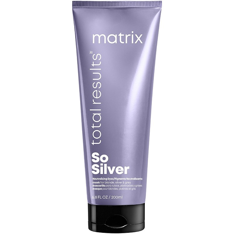 Matrix Total Results So Silver Triple Power Hair Mask Ulta Beauty
