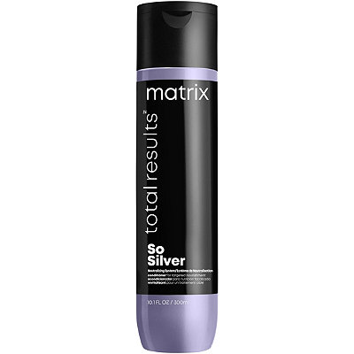 Total Results So Silver Conditioner for Blonde and Silver Hair