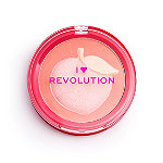 I Heart Revolution Peach Fruity Blusher