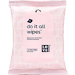 Love Wellness Travel Size Do It All Wipes