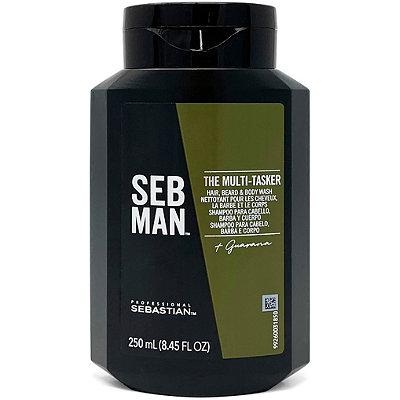 Online Only Sebman The Multitasker Hair, Beard & Body Wash