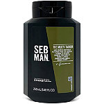 Sebastian Online Only Sebman The Multitasker Hair, Beard & Body Wash