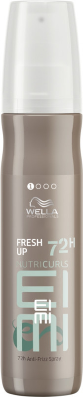 Wella Eimi Nutricurls Fresh Up Anti Frizz Refresh Spray Ulta Beauty