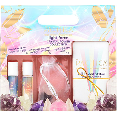 Light Force Crystal Power Collection
