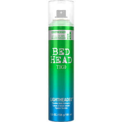 Bed Head Lightheaded Hairspray