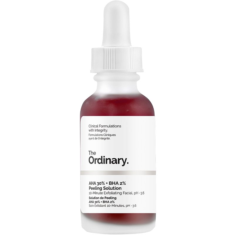 The Ordinary AHA 30% + BHA 2% Peeling Solution | Ulta Beauty