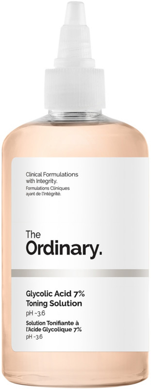 Glycolic Acid 7 Percents Toning Solution by The Ordinary