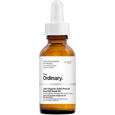 Organic Cold Pressed Rose Hip Seed Oil